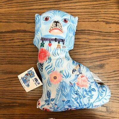 Nathalie Lete Cheshire Dog Pillow