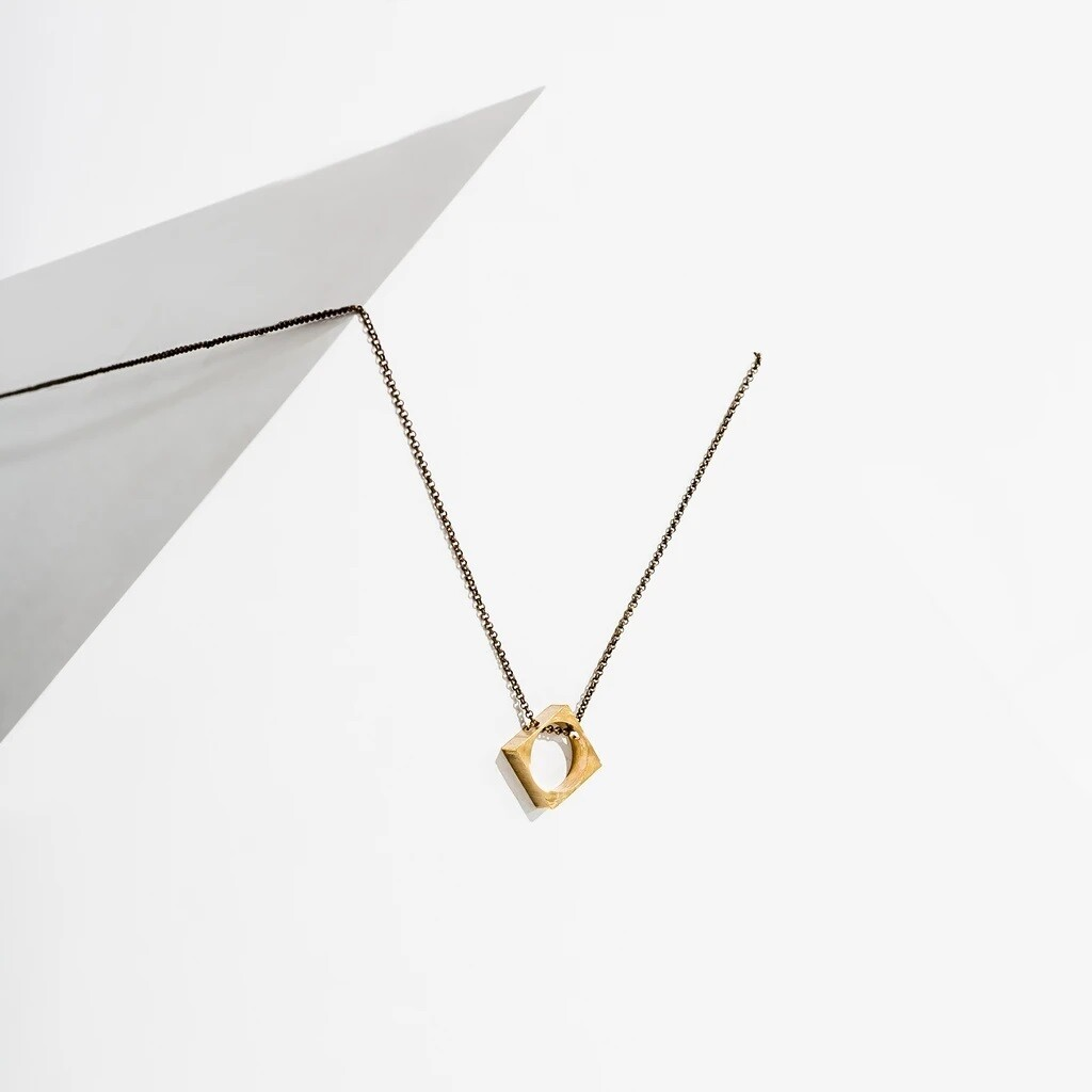 Open Polymath Necklace