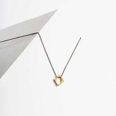 Open Polymath Necklace