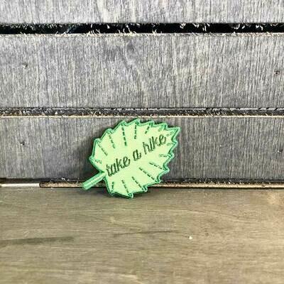 Take a Hike Leaf Patch