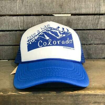 Take a Hike Hat (adult)