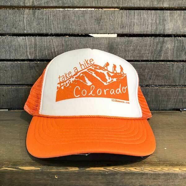Take a Hike Hat (youth)