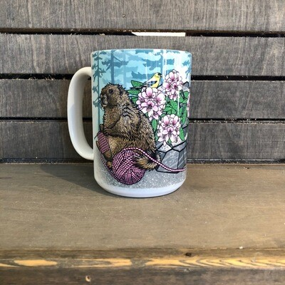 Marmot mug