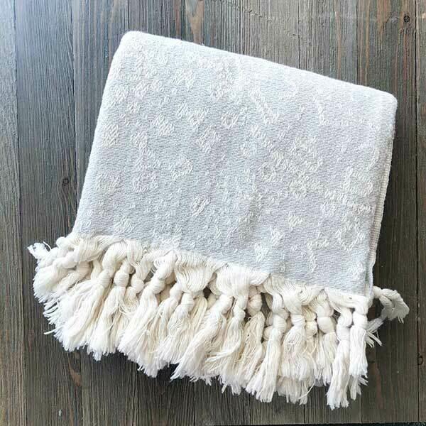 Turkish Bath Towel - Indie