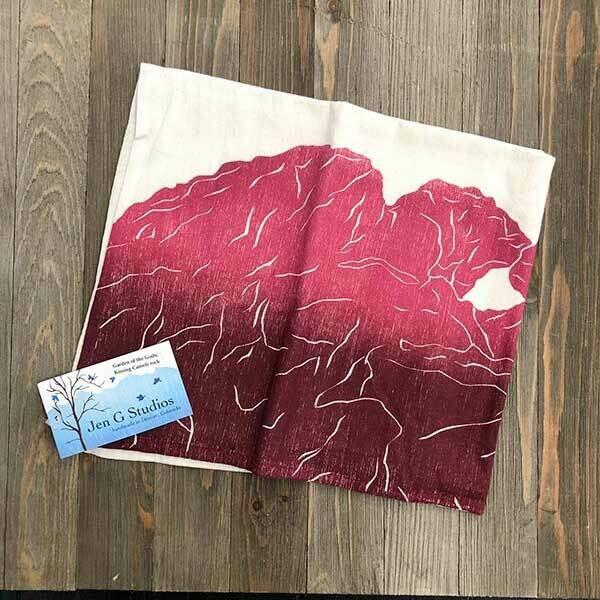 Kissing Camels GOGs Dish Cloth