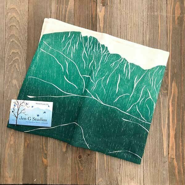 Mt. Evans Dish Cloth