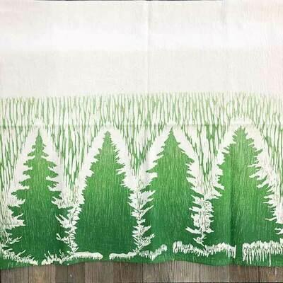 Pine Tree Dish Cloth