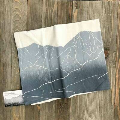 Mount Princeton Collegiate Peaks Dish Cloth