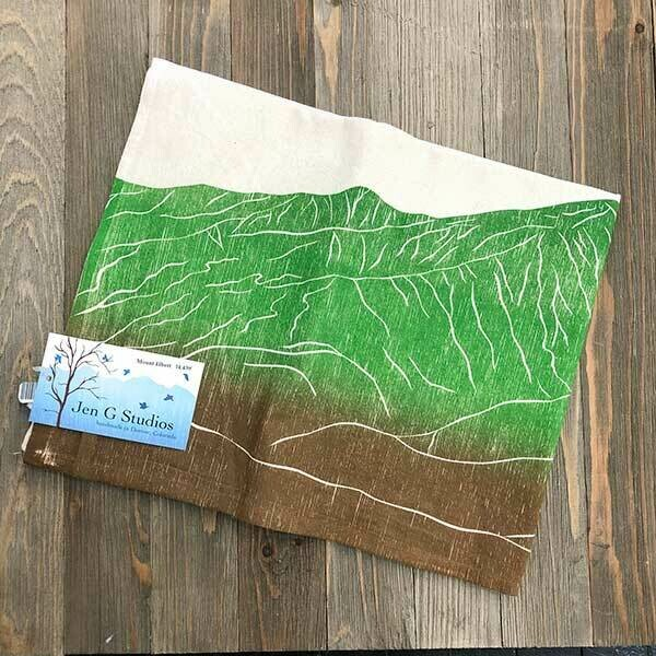 Mount Elbert Dish Cloth