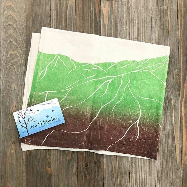 Crested Butte Dish Cloth