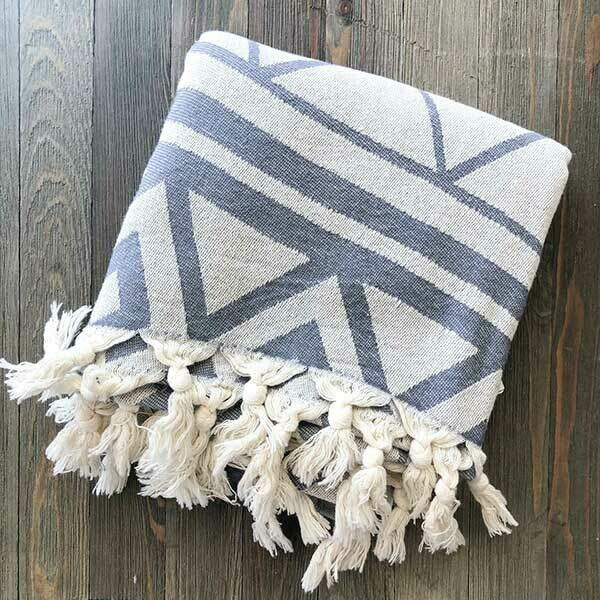 Indie Mandala Turkish Bath Towel
