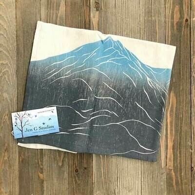 Mt. Meeker & Longs Peak Dish Cloth