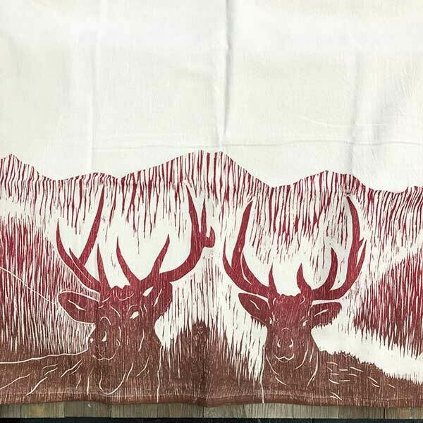 Elk Dish Cloth