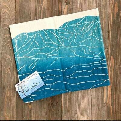 Mount Werner (Steamboat) Dish Cloth