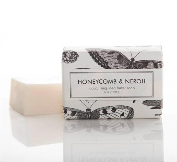 Honeycomb & Neroli Bath Bar