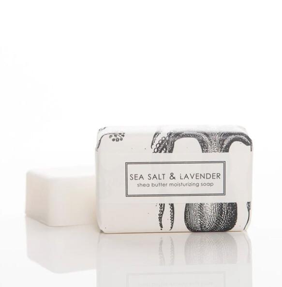 Sea Salt & Lavender Bath Bar