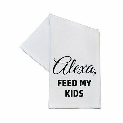 Alexa Tea Towel