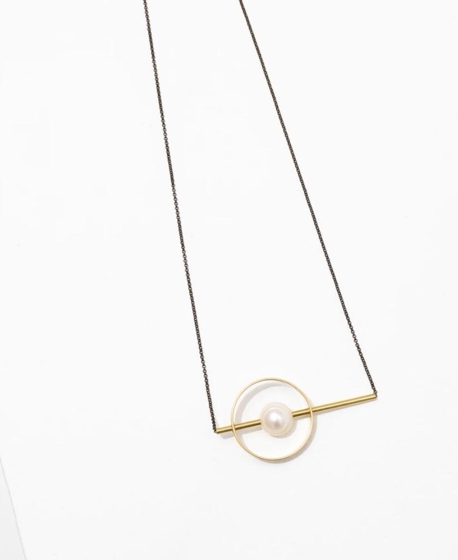 Hypatia Pearl Necklace