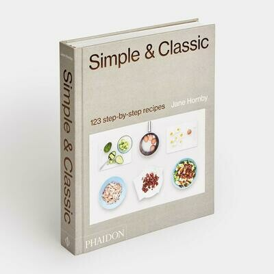 Simple & Classic : 123 Step-by-Step Recipes