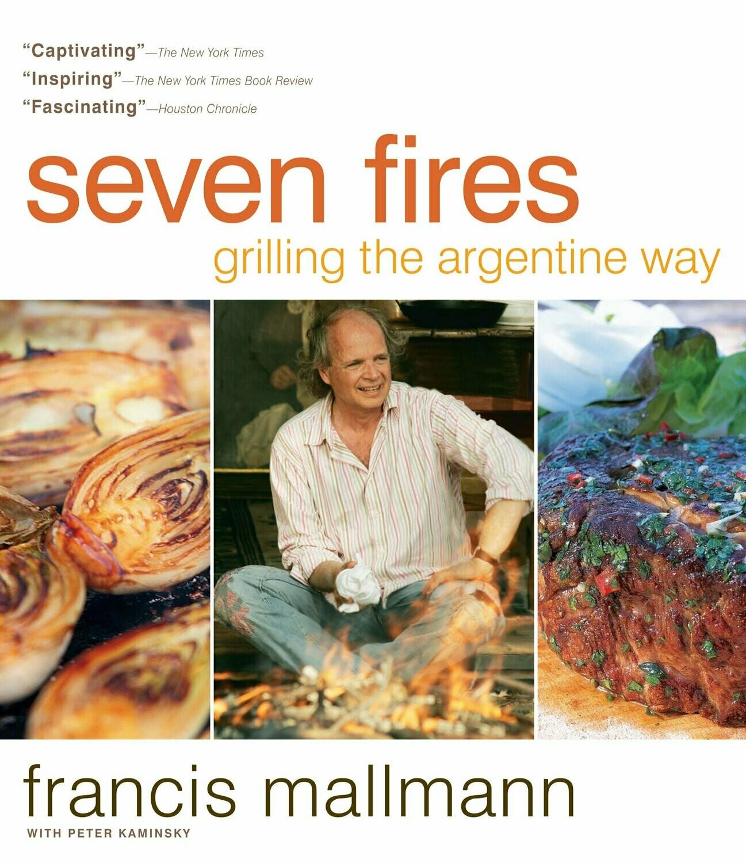 Seven Fires Cookbook
