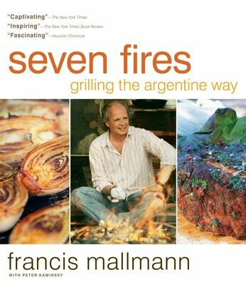 Seven Fires Cookbook
