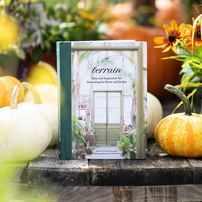 Terrain : Ideas and Inspiration for Decorating the Home and Garden