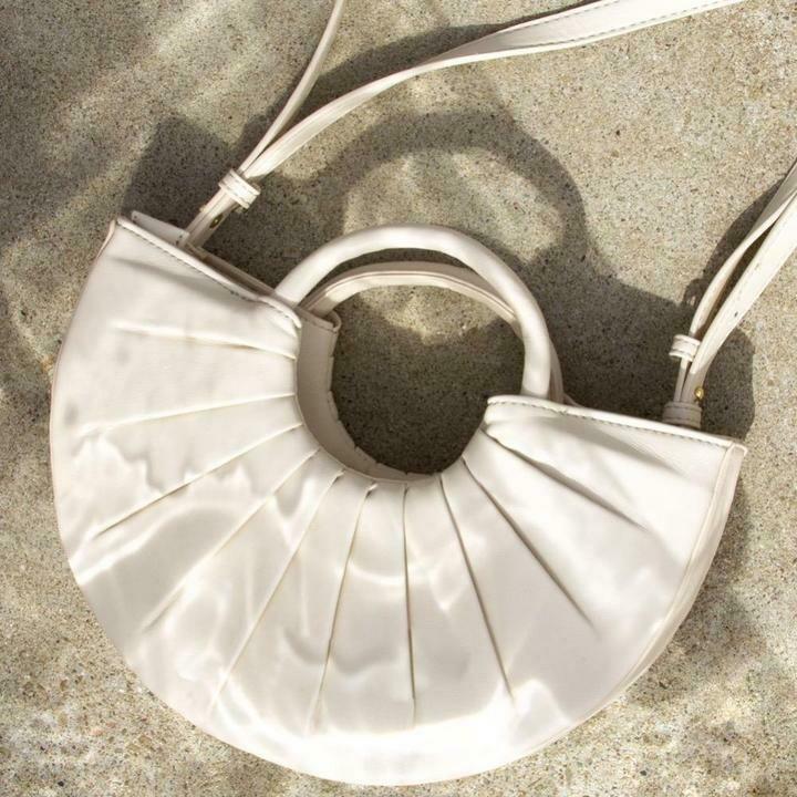 Karlie Pleat Bag