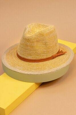 Natalie Hat Lemon