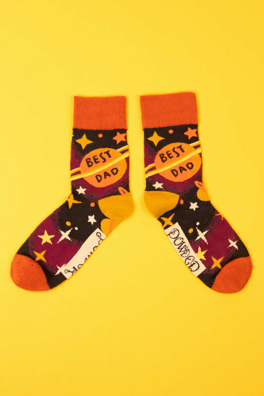 Men's Best Dad Socks