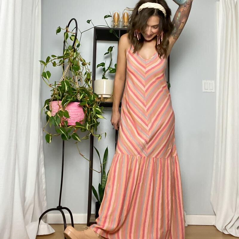 Amelia Maxi Dress