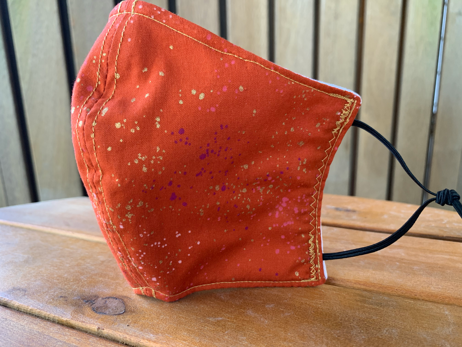 VLA DANCE Mask in Speckled