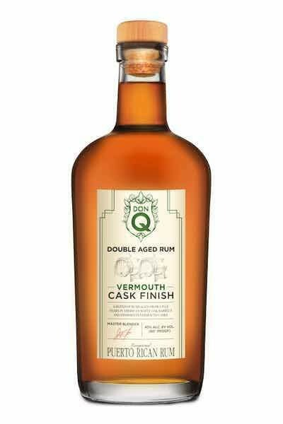 Don Q Double Wood Aged Vermouth Rum