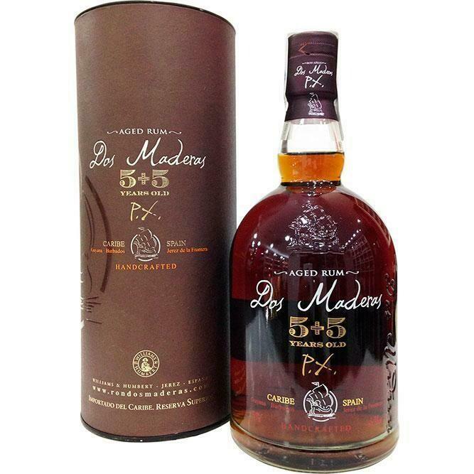 Dos Maderas 5+5 Rum 750ml