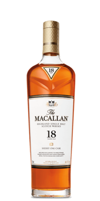 The Macallan Sherry Oak 18 Year Old