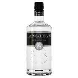 Langley's No. 8 London Gin
