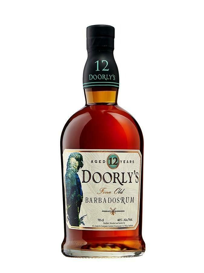 Doorly'S 12yo Barbados Rum