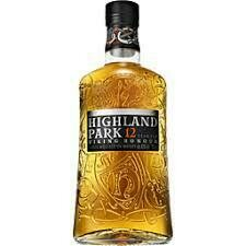 Highland Park 12 Year Whiskey