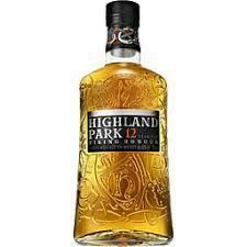 Highland Park 12 Year Whiskey