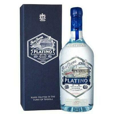 Jose Cuervo Reserva Platino Silver Tequila
