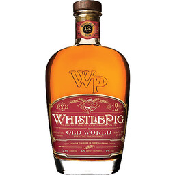WhistlePig Old World Rye Aged 12 Years