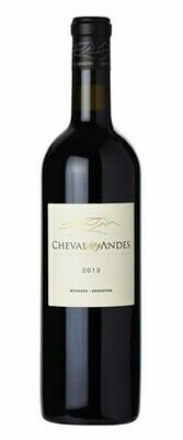 Cheval des Andes Malbec, Cabernet Sauvignon, Petit Verdot 2014