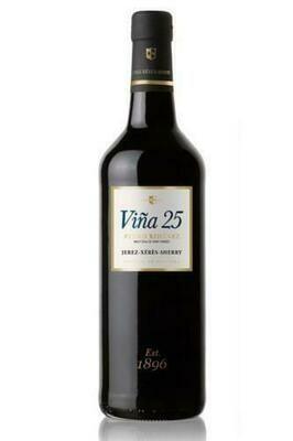 Vina 25 Pedro Ximenez Jerez Sherry