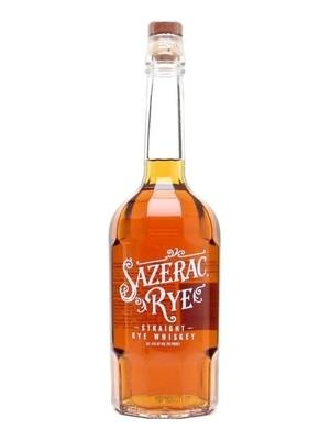 Sazerac Rye 6 Year Old Whiskey
