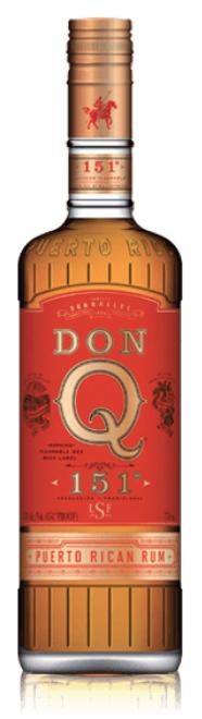 Don Q 151 Rum 750ml