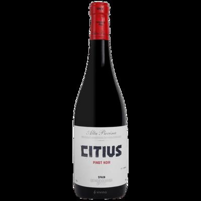 Alta Pavina 'Citius' Pinot Noir 2014