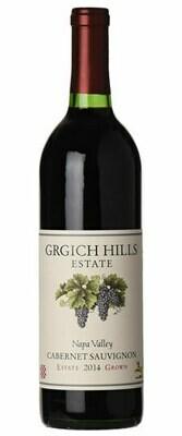 Grgich Hills Napa Valley Cabernet Sauvignon 2015