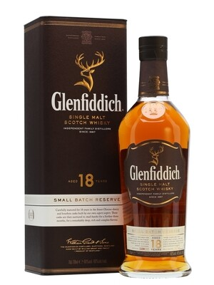 Glenfiddich 18 Year