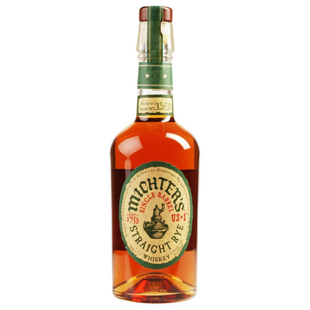 Michter's US*1 Kentucky Straight Rye Whiskey