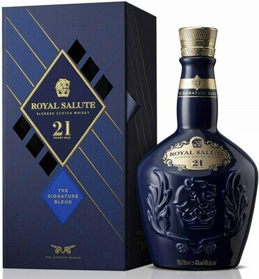 Chivas Royal Salute 21 Year