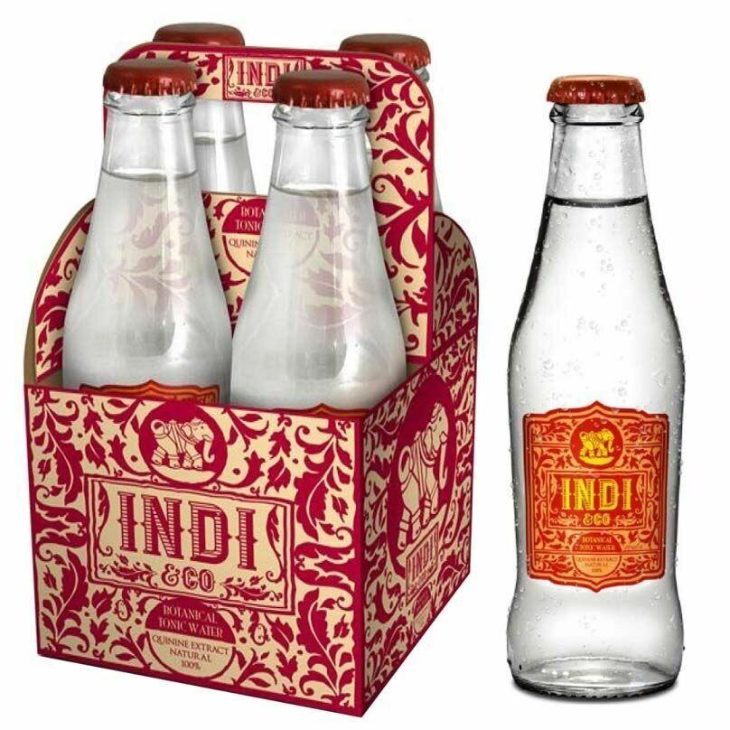 Indi Tonic Water 4-pack